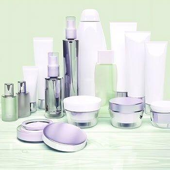 Mikroplastik, Kosmetik, Medizin