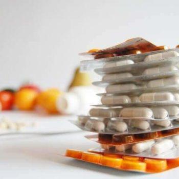 Vitamine substituieren