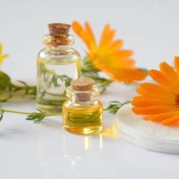 Ölpflege für Gesicht