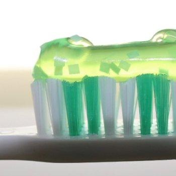 RDA-Wert von Zahnpasta