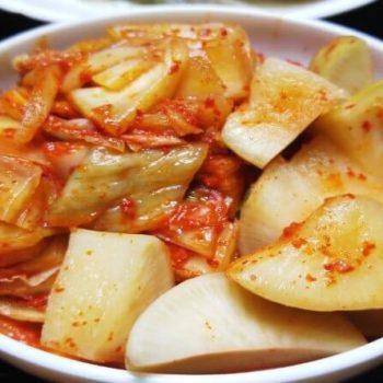 Kimchi selbermachen