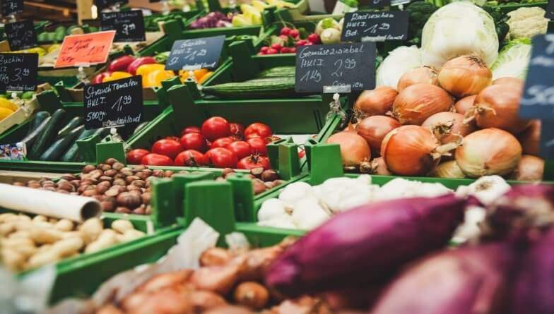 Superfood vom Wochenmarkt