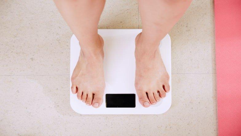 Körpergewicht berechnen